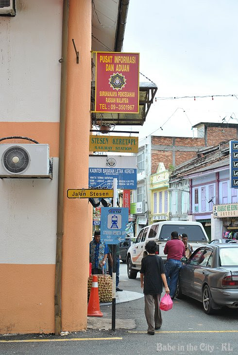Downtown K.Lipis