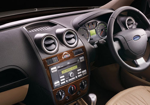 Ford Fiesta Classic Front AC Controls