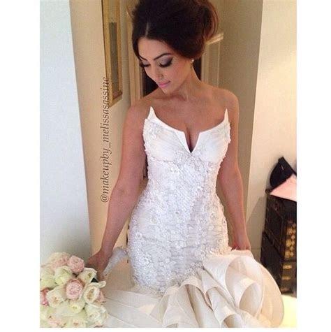 George Elsissa   Wedding Ideas   Lace mermaid wedding