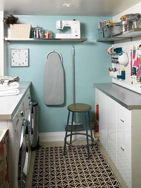 Laundry room decor photos | Interior Design Ideas
