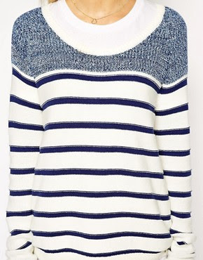 Image 3 of Hilfiger Denim Striped Sweater