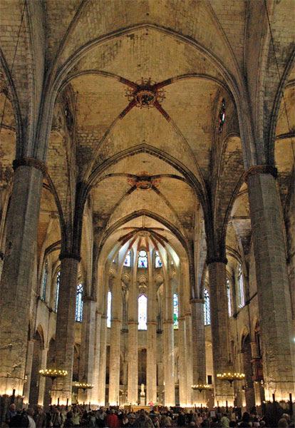 Santa Maria del Mar 4