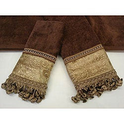 black cheetah animal print bath towels decorative towel sets - Decorative Towels