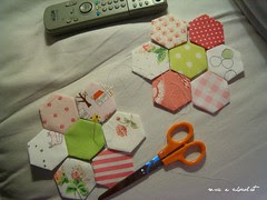 """my first """"doll quilt"""" finally I will try:)"""