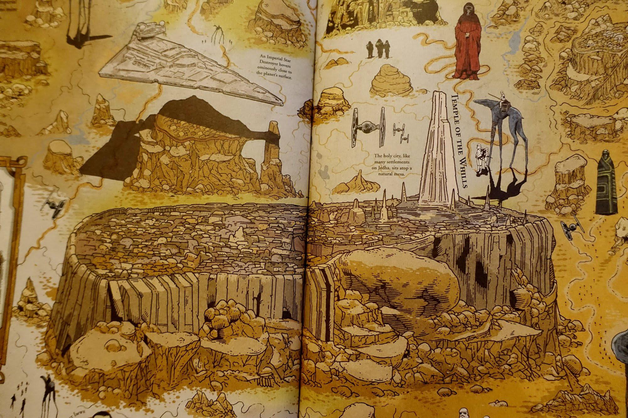 Risultati immagini per temple of jedha