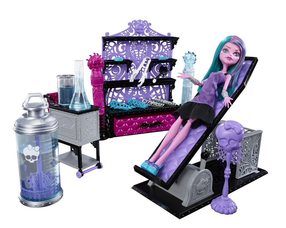 Monster High Create A Monster Color Me Creepy Design Chamber Shop