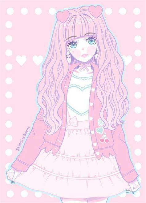 pastel aesthetic images  pinterest anime