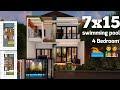 34+ Desain Rumah Minimalis Plus Kolam Renang Pictures