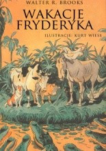 Wakacje Fryderyka - Walter R. Brooks
