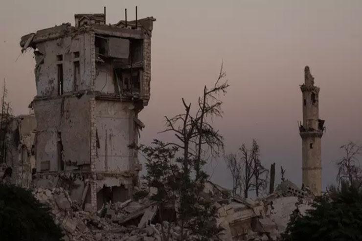 سوريا: حكاية ثلاث مدن