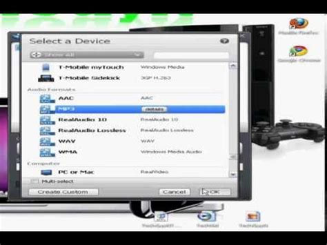 real player converter youtube