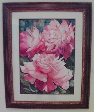 Grand Roses, by Rita Joyce