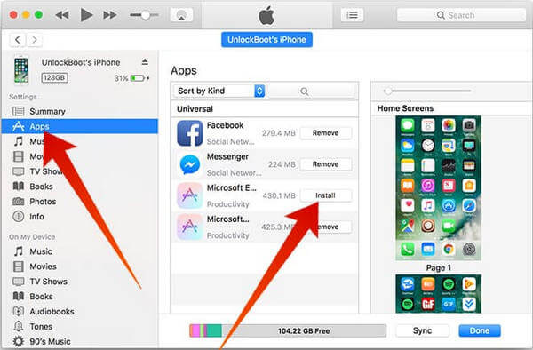 How to Recover\/Restore Deleted Apps and App Data on iPhone\/iPad