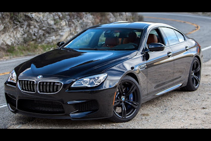Bmw M6 Gran Coupe Blacked Out