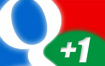 Google Plus One (Foto: Divulgação)
