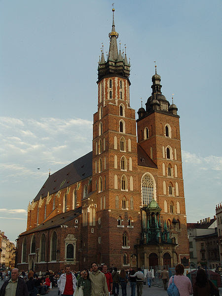 Archivo:Mariacki church.JPG
