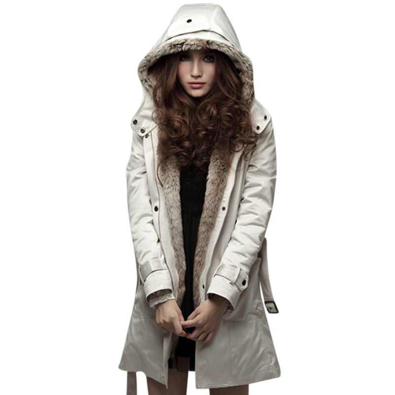 ladies cotton coat
