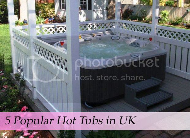 hot tubs UK