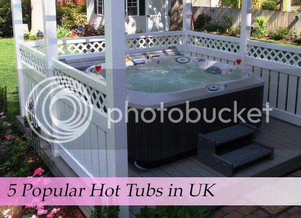 hot tubs UK