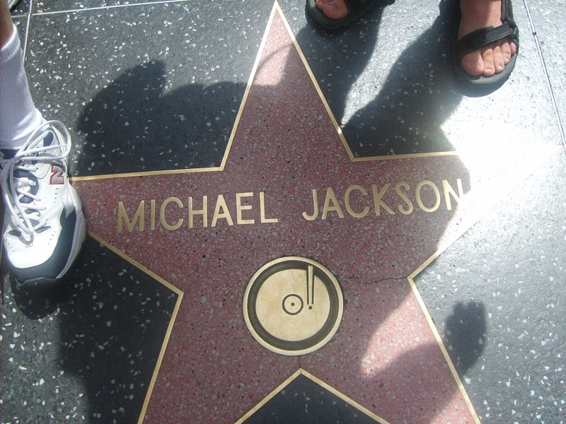 Bucketlist Visit The Walk Of Fame Official Bucket List