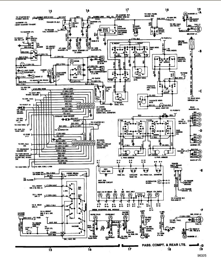 1984 F150 Headlight Wiring Diagram Wiring Diagram Component A Component A Consorziofiuggiturismo It