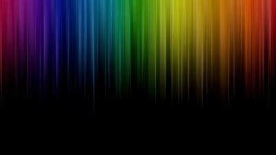 colorful rainbow Chrome Themes   ThemeBeta
