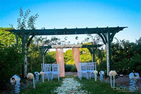 Garden Wedding Venues Brisbane www.circleofloveweddings