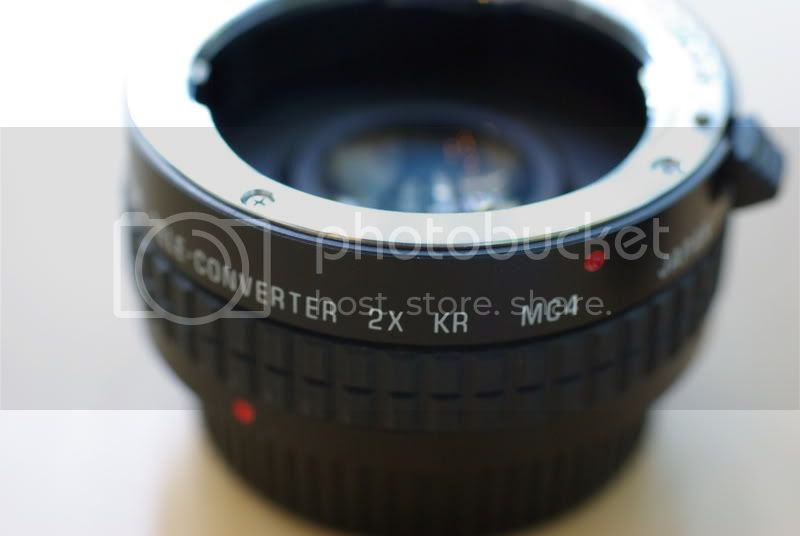 Tamron-F 2x KR MC4 TC