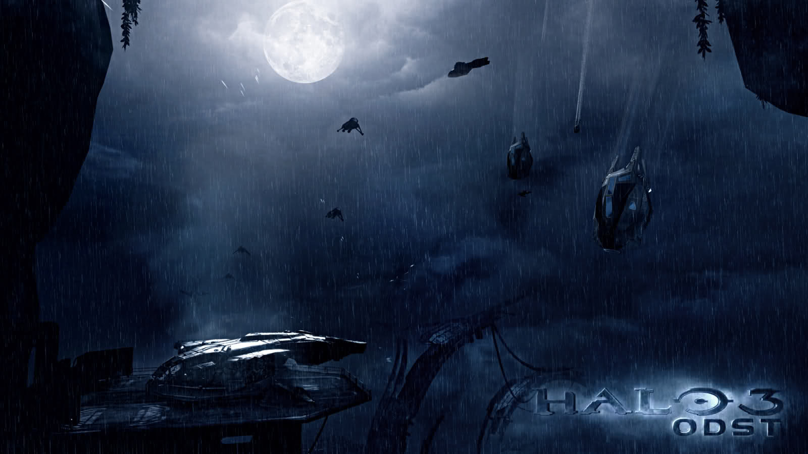 Halo Odst Backgrounds Sf Wallpaper