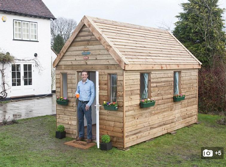 Tiny House Kit  Tiny House UK