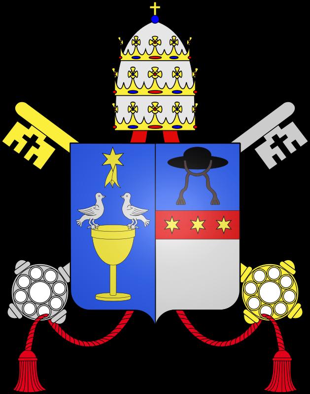 Archivo:C o a Gregorio XVI.svg
