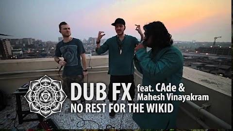 Dub Fx No Rest For The Wicked Lyrics