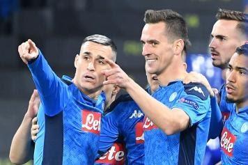 VIDEO: Napoli 4:0  Genk / Champions Laegue