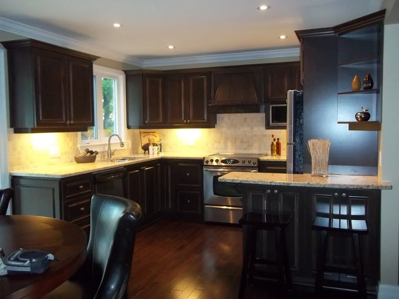 CRW Ottawa custom kitchens cabinets