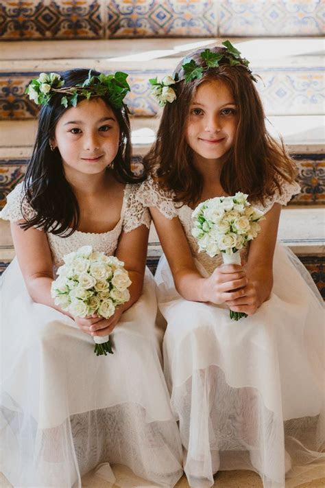 1000  ideas about Bohemian Flower Girls on Pinterest