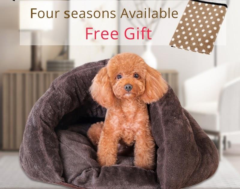 cafe, M Casa de animal domestico HOOPET iglu de cuerva de estera caliente de dormido de casa de cama de gatito gato perrito perro suave y lujosa