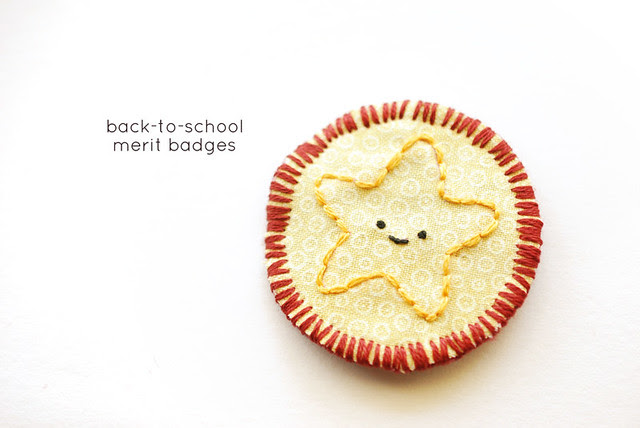 Back-to-School Merit Badges