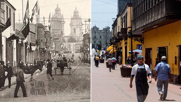 Lima Antigua