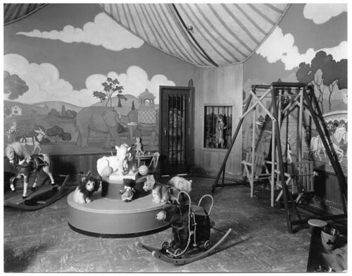 Children's Playroom in the Los Angeles Theatre