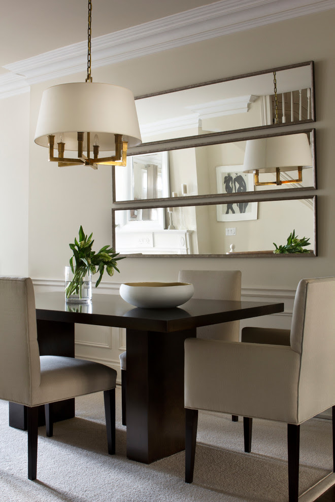 25 Great Transitional Dining Room Designs Your Home ...