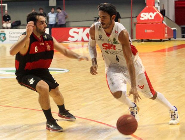 NBB - Basquete Cearense x Flamengo (Foto: LC Moreira)