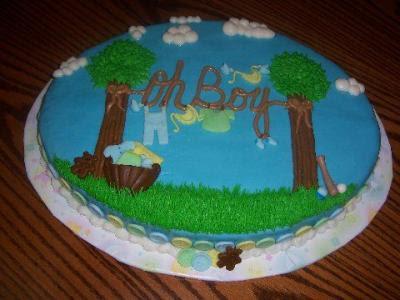 Wilton Baby Shower Cake Ideas Photograph | clotheslinecake2 jpg ...