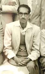Master Ashni Kumar, photographed 1957-58