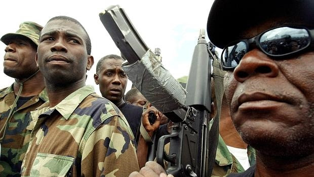 """Líder golpe de estado Haití: """"Estamos listos para la guerra. Vamos a dividir el país"""""""
