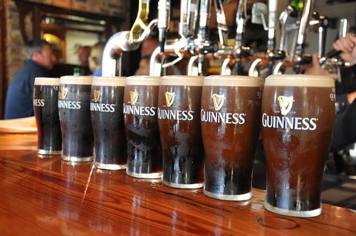 Guinness lineup