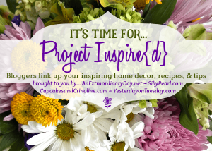 Project Inspire{d} Link Party 165