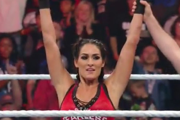 los angeles 627c2 206d1 Nikki Bella says career over due to injuries