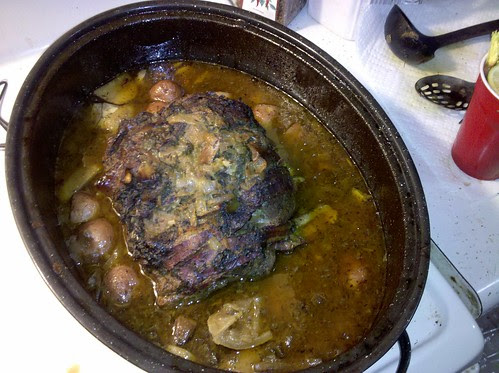 Wild Hog Roast