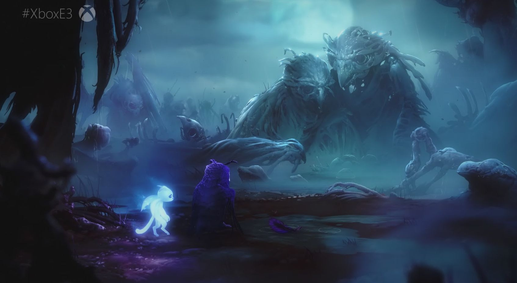 Sign me up for Ori and the Will of the Wisps screenshot