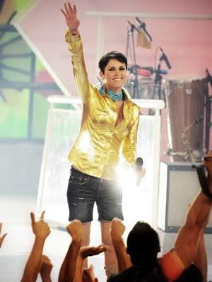 Xuxa capricha no visual para o programa (Foto: TV Xuxa / TV Globo)